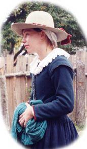 Mayflower History Girls