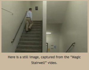 Magic Stairwell
